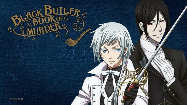 فيلم Black Butler: Book of Murder 2014 مترجم اونلاين