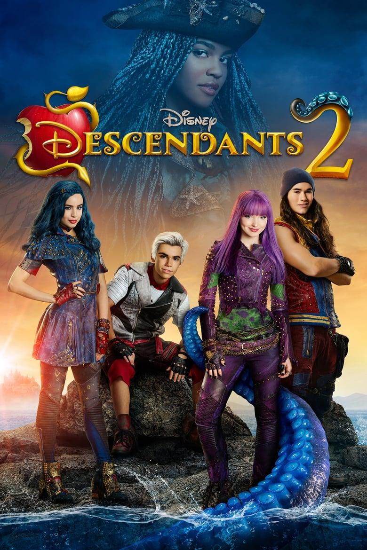 Εξώφυλλο του Descendants 2