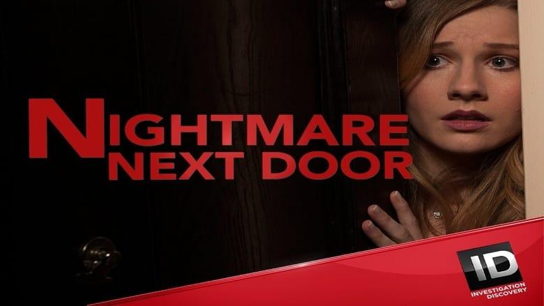 Nightmare Next Door banner backdrop