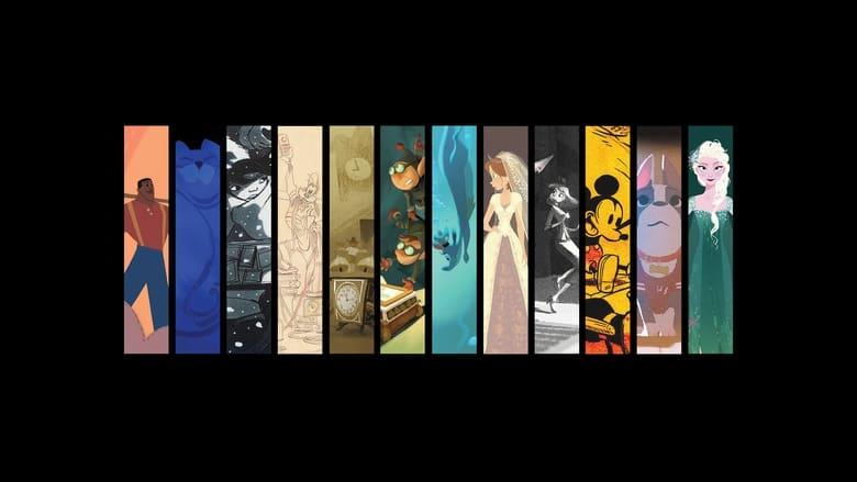 Walt+Disney+Animation+Studios+Short+Films+Collection
