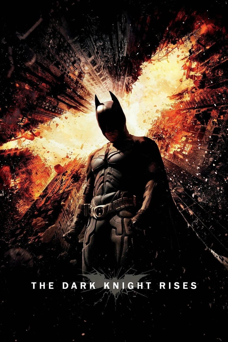 The Dark Knight Rises - Action / 2012 / ab 12 Jahre