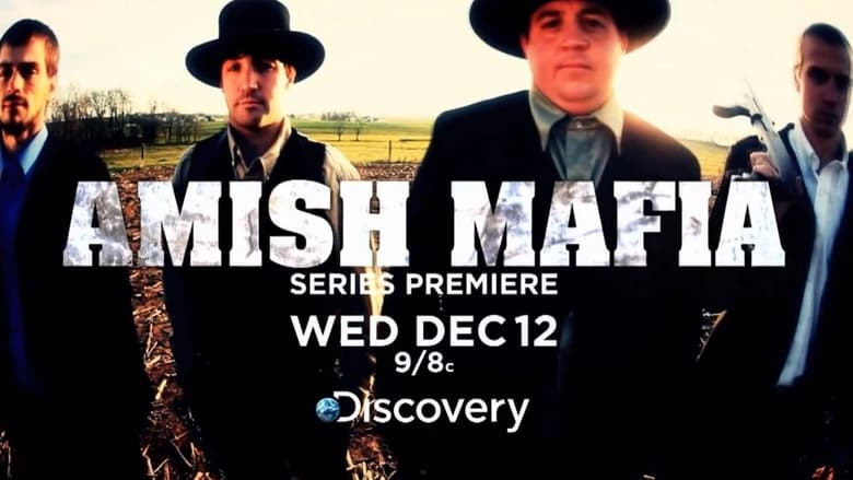 DPStream Amish Mafia - Série TV - Streaming - Télécharger poster .2