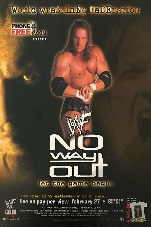 WWE No Way Out 2000 (2000)