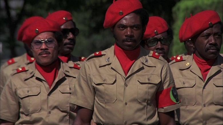 The Black Gestapo Film Jó Minőségű