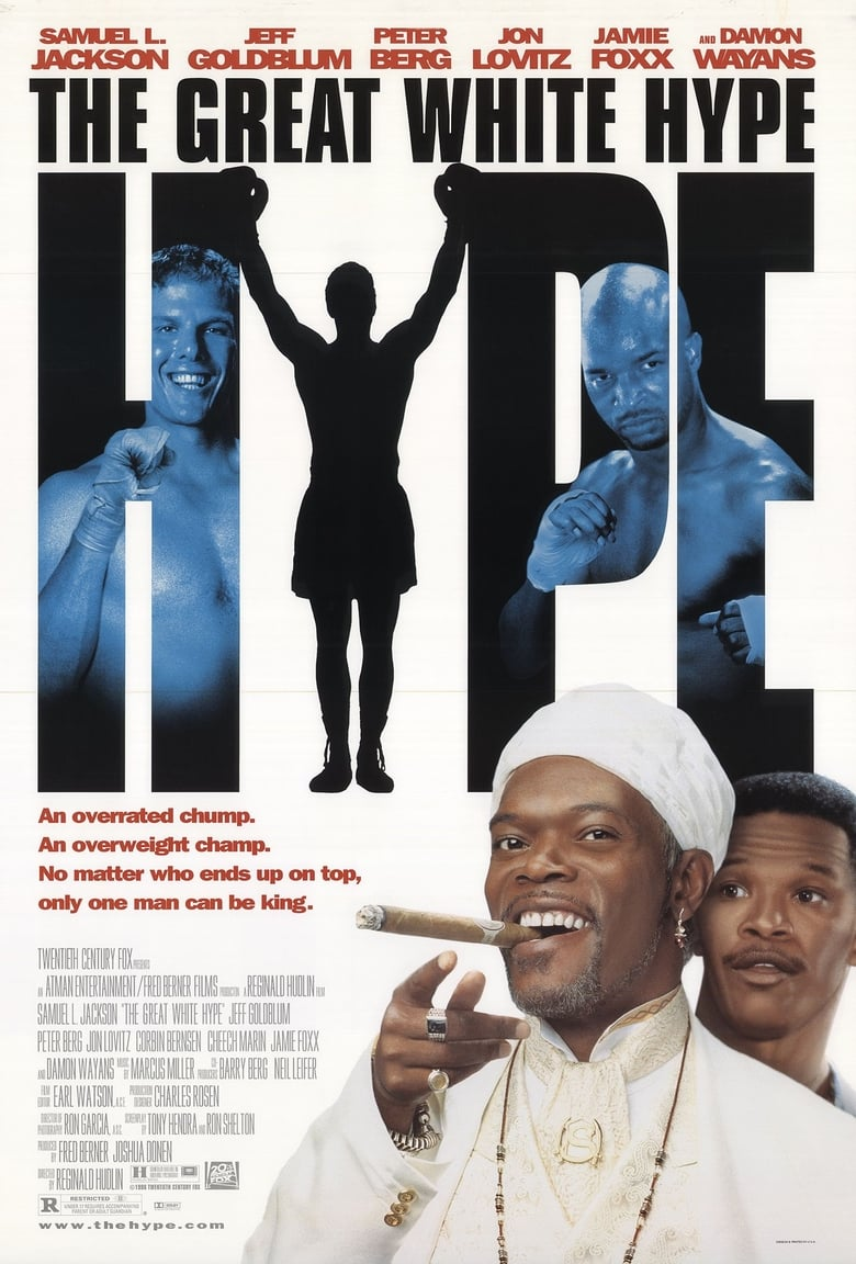 The Great White Hype (1996)