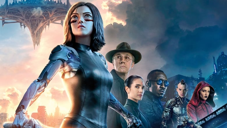 Alita: Battle Angel (2019) Dual Audio [Hindi + English] | x264 | x265 10bit HEVC Bluray | 4K | 1080p | 60FPS | 720p