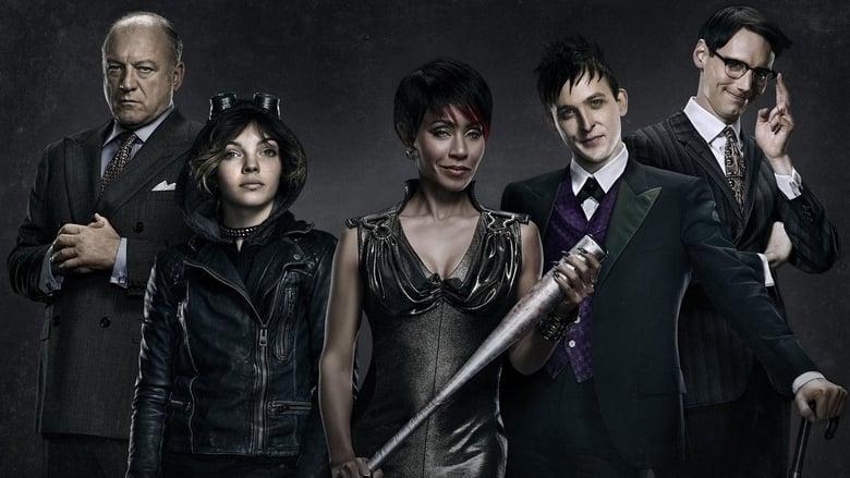Gotamas / Gotham (2014) 1 Sezonas