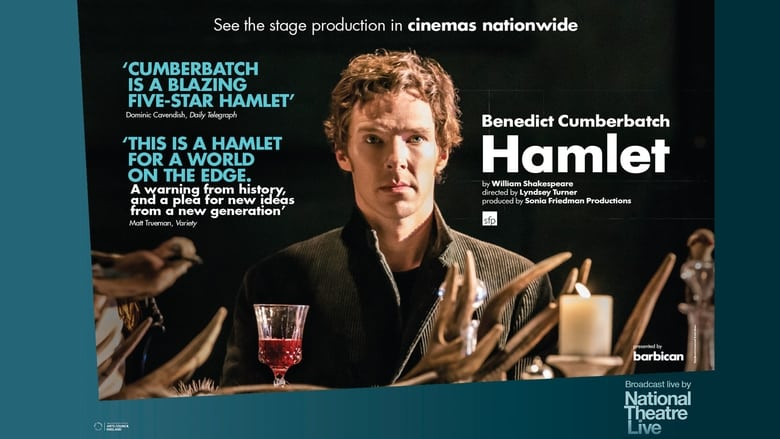 Imagem do Filme National Theatre Live: Hamlet