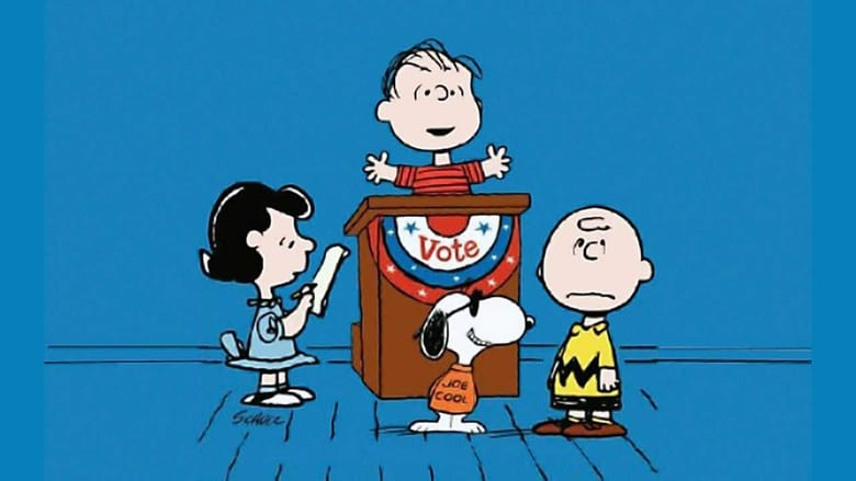 You%27re+Not+Elected%2C+Charlie+Brown
