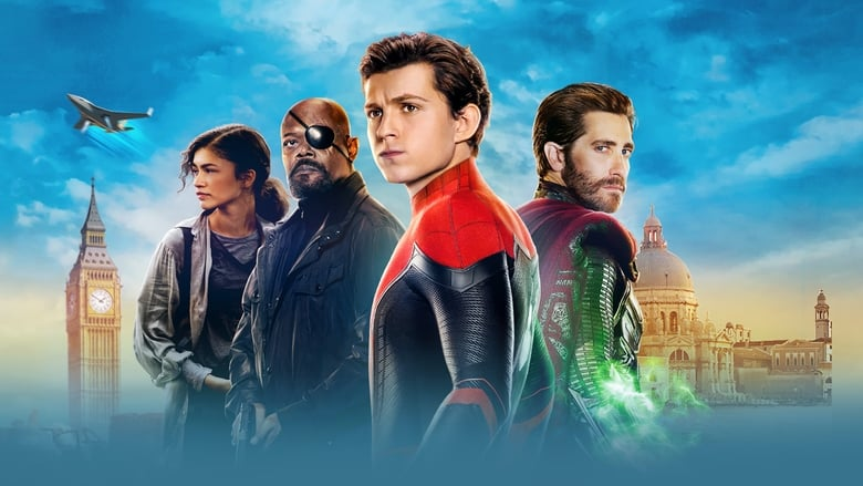 Watch Spider-Man: Far from Home Openload Movies