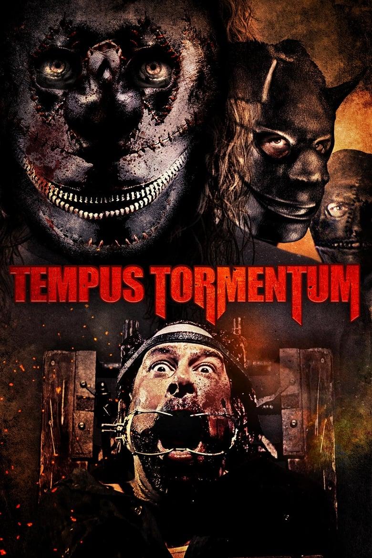 Εξώφυλλο του Tempus Tormentum