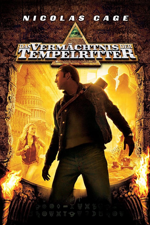 Das Vermächtnis der Tempelritter - Abenteuer / 2004 / ab 12 Jahre