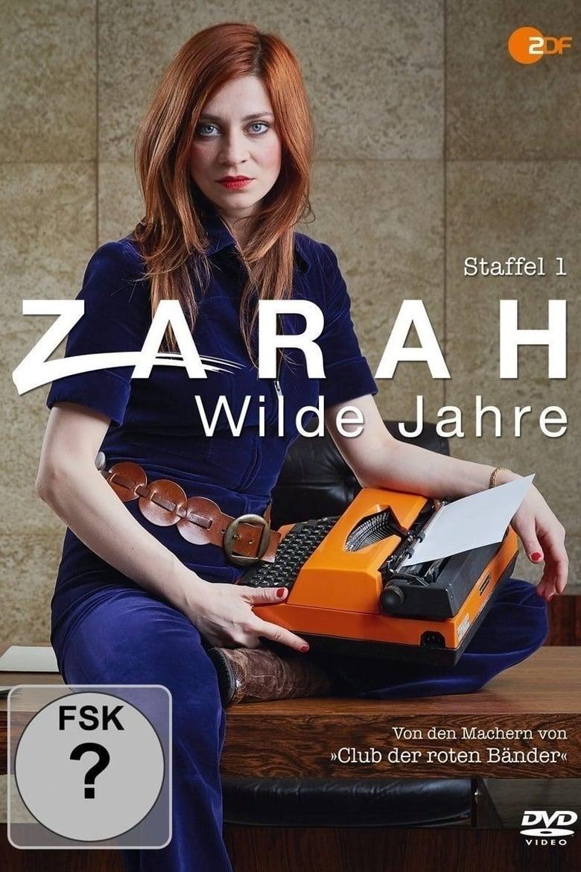 Zarah: Wilde Jahre - poster