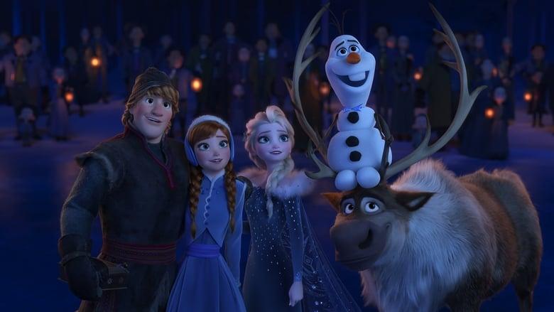 Frozen: Una aventura de Olaf (2017) HD 1080p Latino