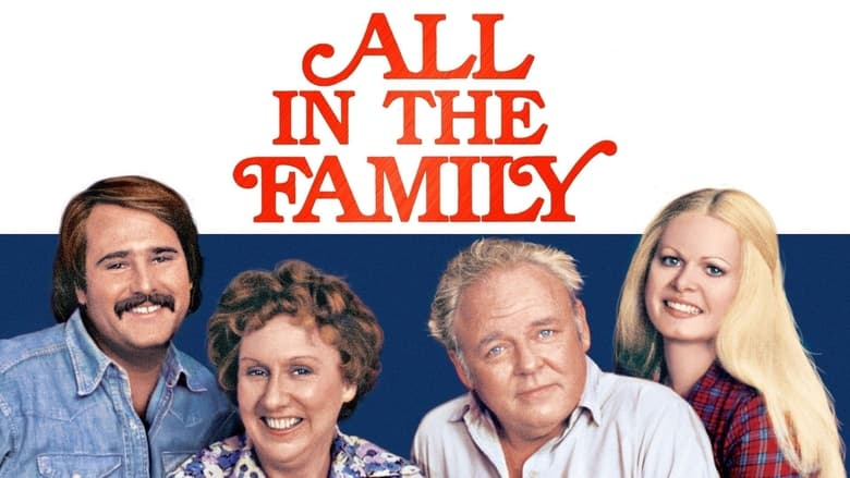 All in the Family banner backdrop