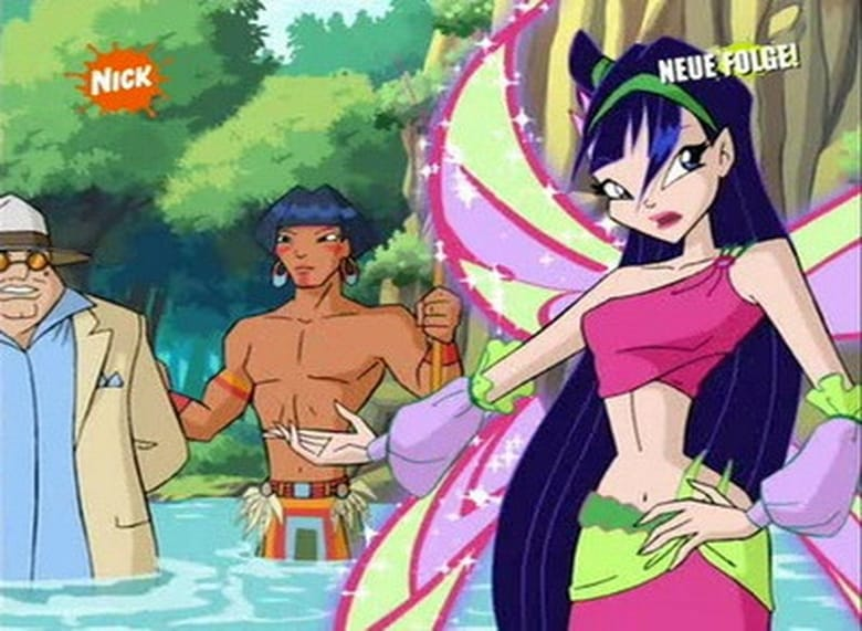 Winx Club Season 4 Episode 20 | The Gifts of Destiny (a k a  Diana's