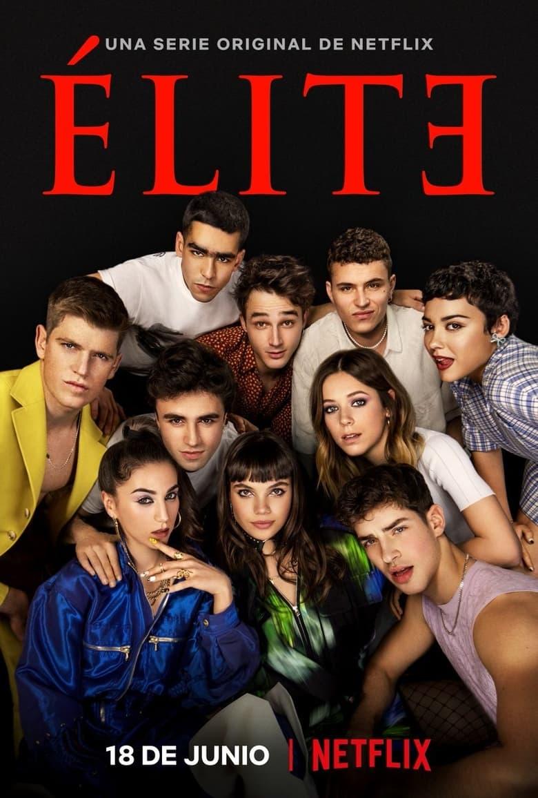 Poster for Serial Élite