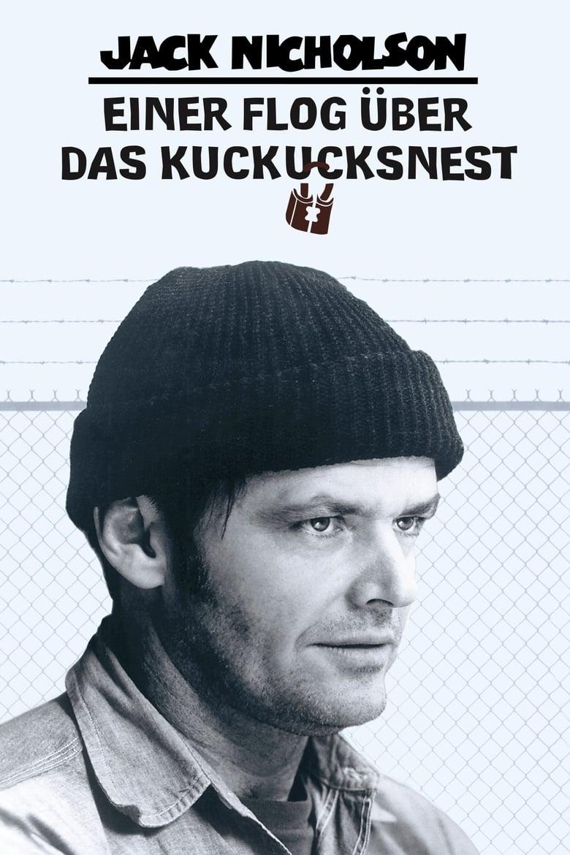 Einer flog über das Kuckucksnest - Drama / 1976 / ab 12 Jahre