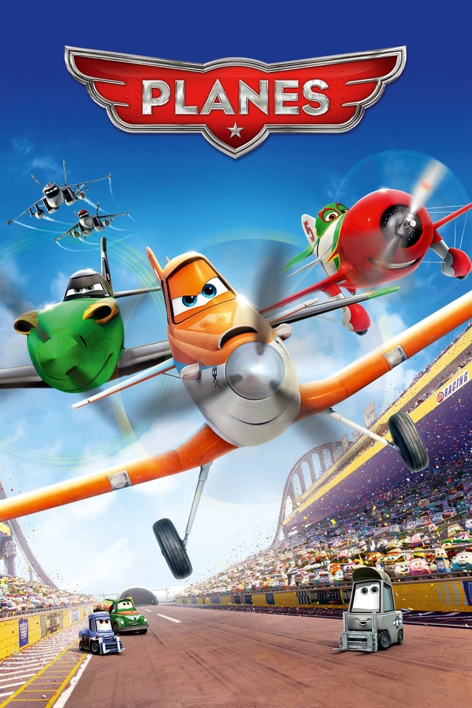 Planes - Animation / 2013 / ab 0 Jahre