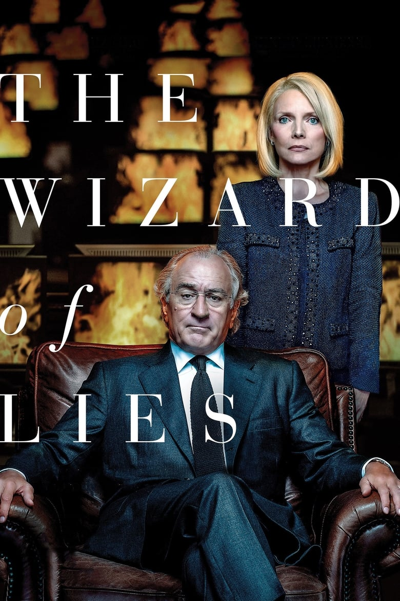 The Wizard of Lies - poster