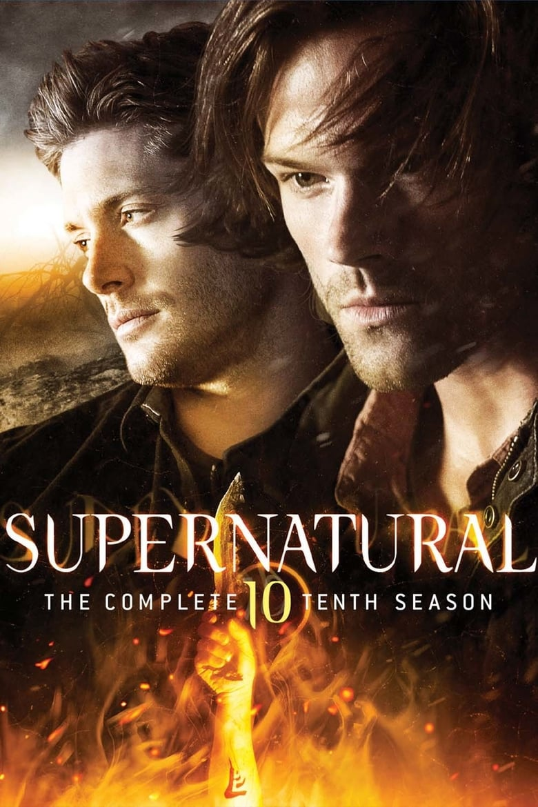 Supernatural saison 10 streaming