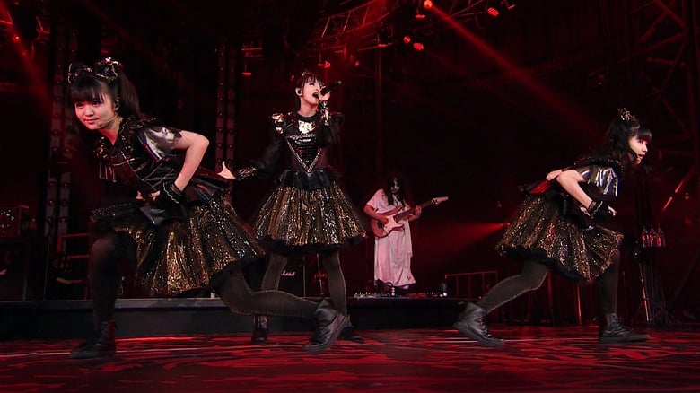 BABYMETAL%3A+Live+At+Tokyo+Dome