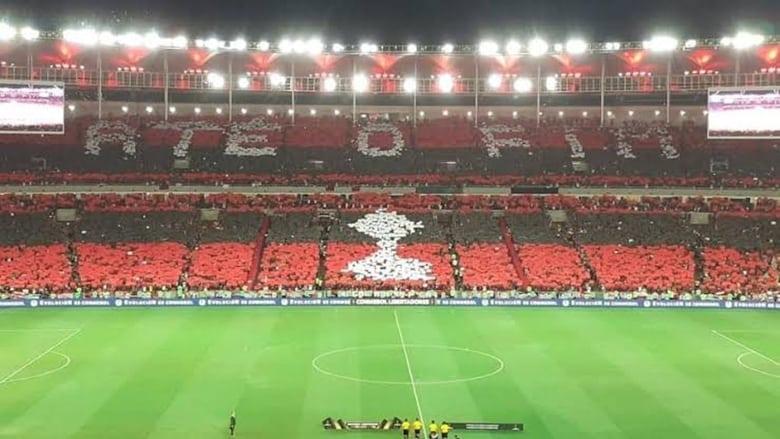 Até o Fim: Flamengo Campeão da Libertadores: 1×2