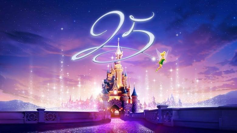 Guarda La Folie Disneyland Paris : L'Anniversaire des 25 ans du Parc Con Sottotitoli In Italiano