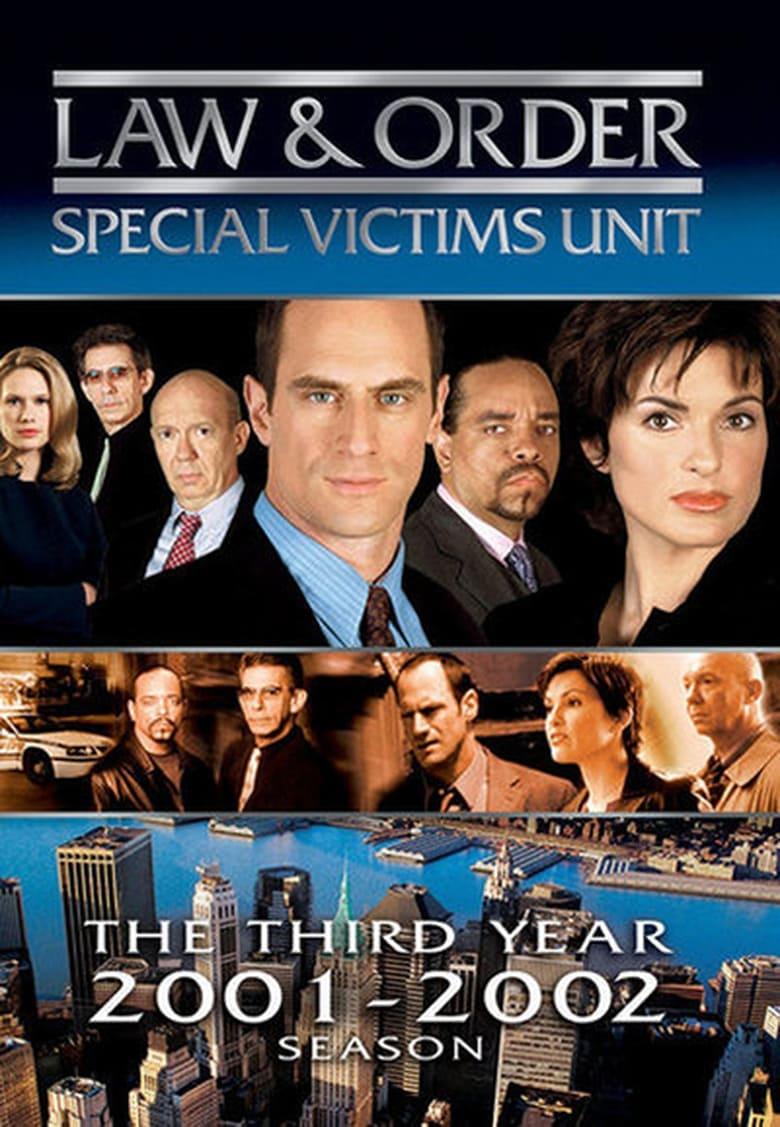 Law & Order: Special Victims Unit Season 3