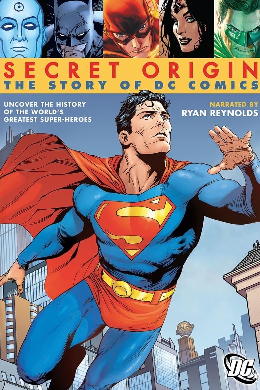 Secret Origin: The Story of DC Comics (2010)