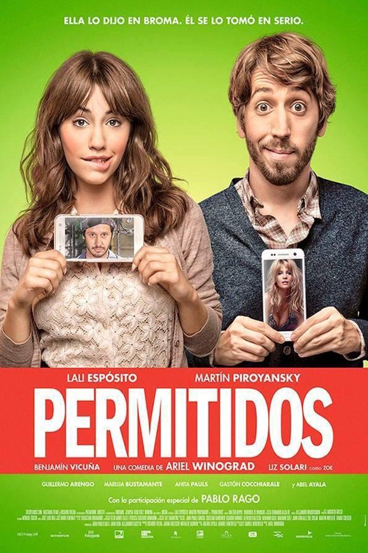 Permitidos (2016) DvdRip Latino