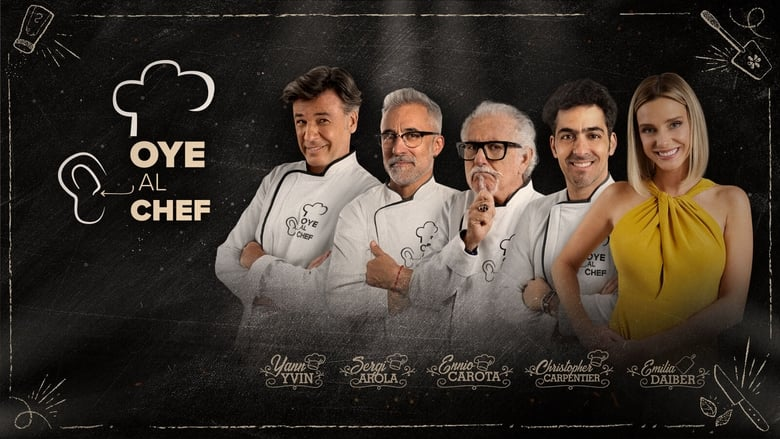 مسلسل Oye al Chef 2020 مترجم اونلاين