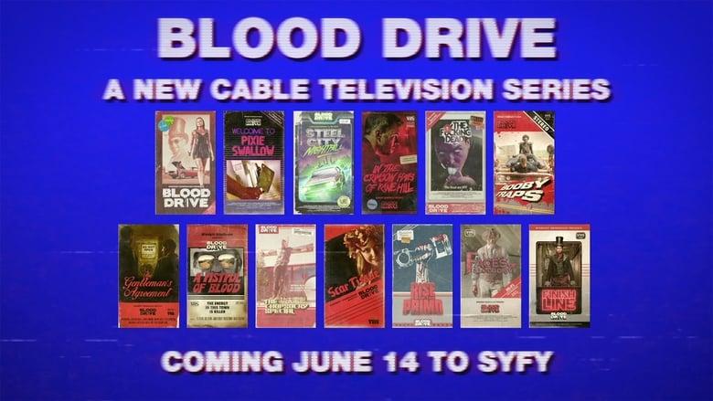 DPStream Blood Drive - Série TV - Streaming - Télécharger poster .1