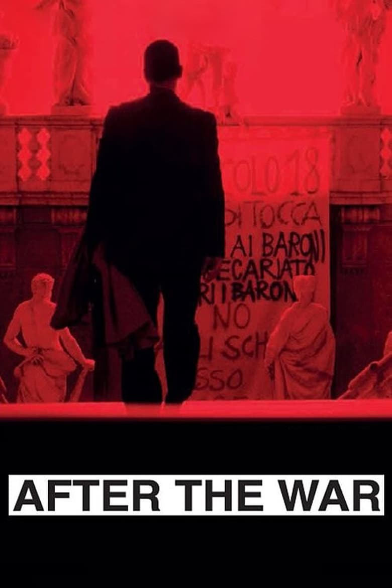 After the War - poster