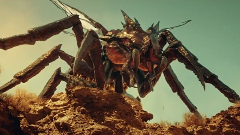 A Maldição das Formigas Gigantes Dublado Online
