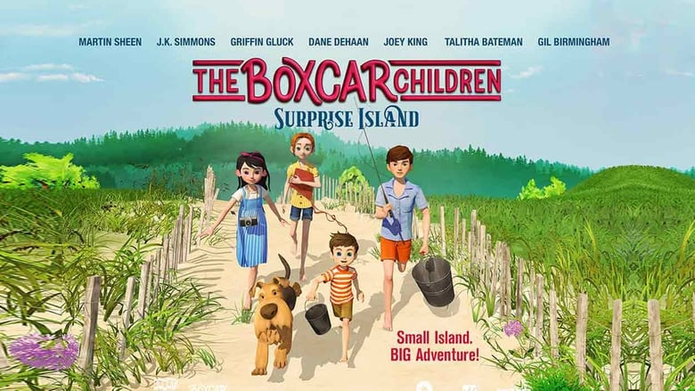Guarda The Boxcar Children: Surprise Island In Buona Qualità Gratuitamente