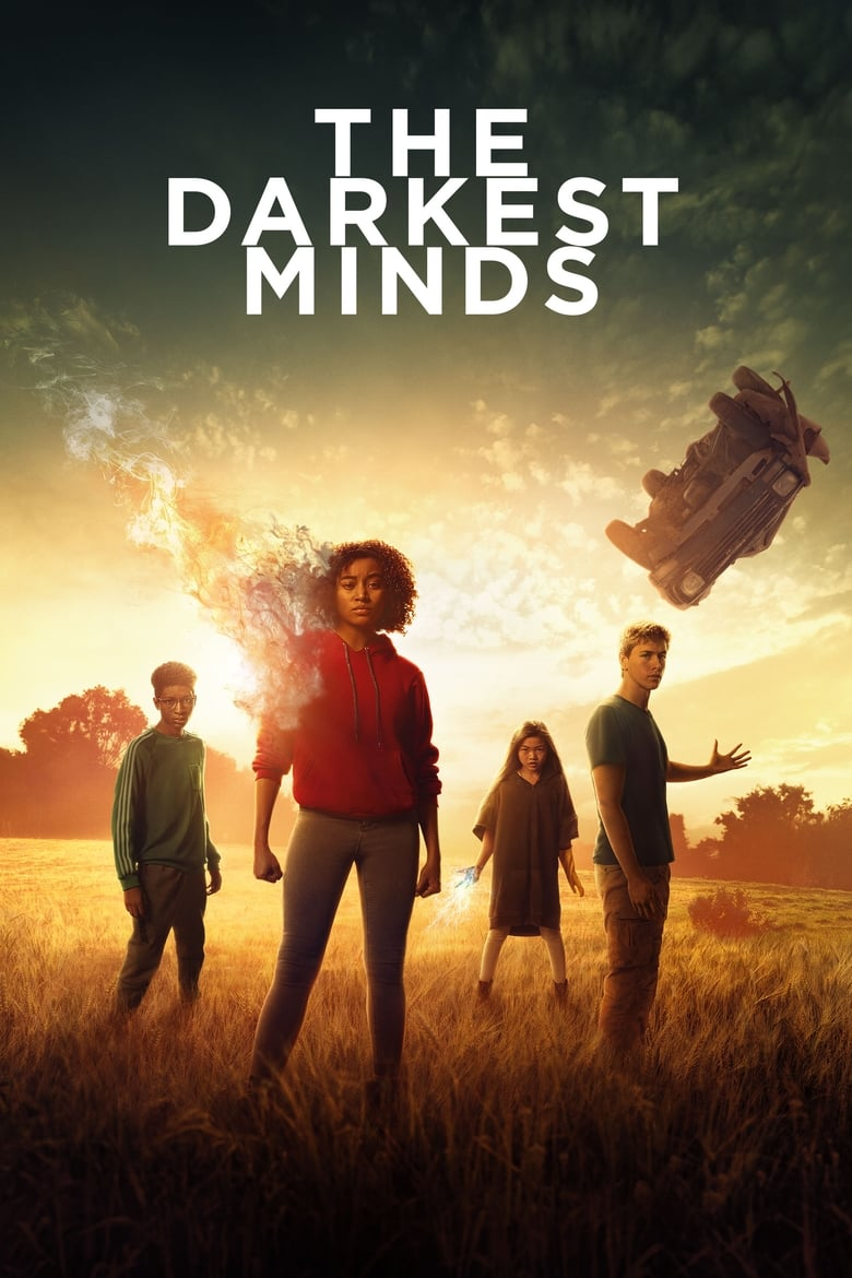 The Darkest Minds - poster