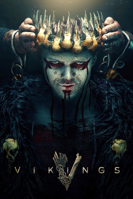 Vikings S05 Hindi Dubbed [EP 1 TO 20]