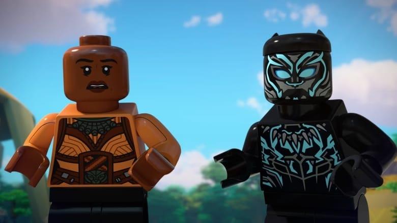 Voir LEGO Marvel Super Héros– Black Panther: Dangers au Wakanda en streaming vf gratuit sur StreamizSeries.com site special Films streaming