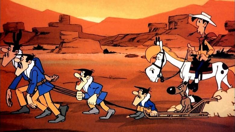 Voir Lucky Luke: Les Dalton en cavale streaming complet et gratuit sur streamizseries - Films streaming