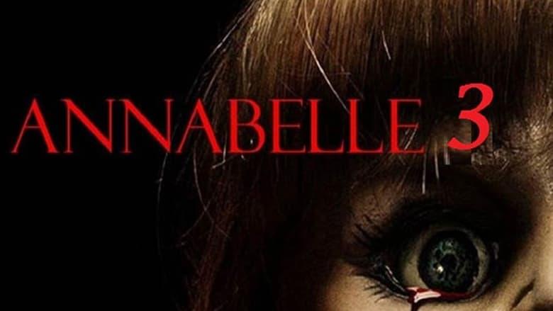 Annabelle 3 Backdrop