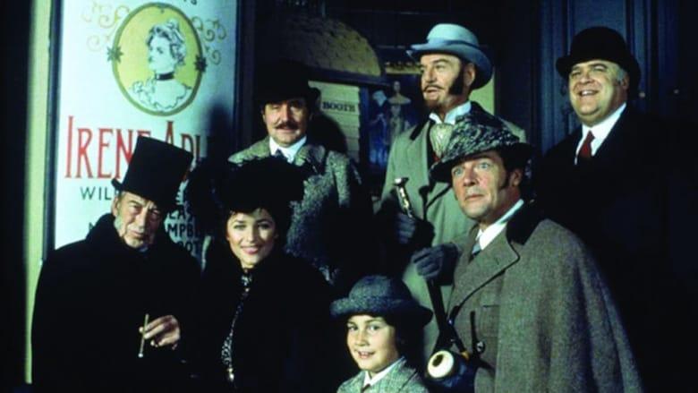 Película Sherlock Holmes en Nueva York Gratis En Español
