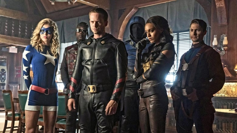 Legends of Tomorrow: 2×2