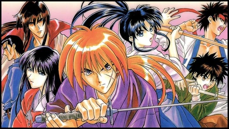 Kenshin+samurai+vagabondo
