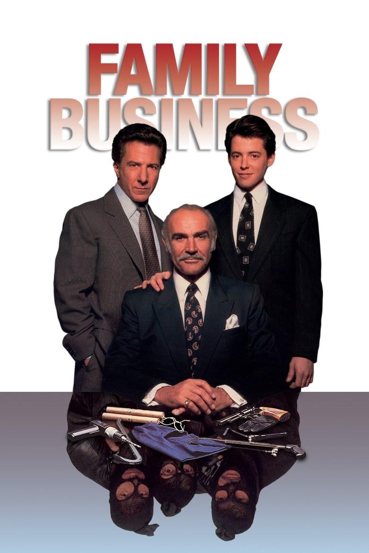 Εξώφυλλο του Family Business