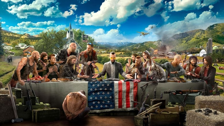 Watch Far Cry 5: Inside Eden's Gate free