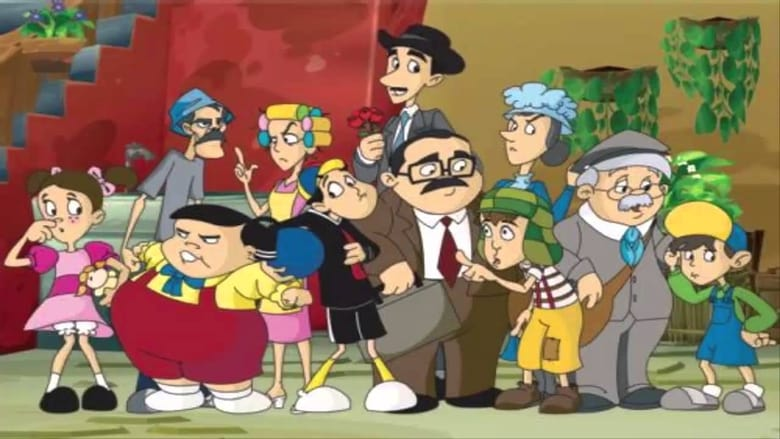 El+Chavo%3A+The+Animated+Series