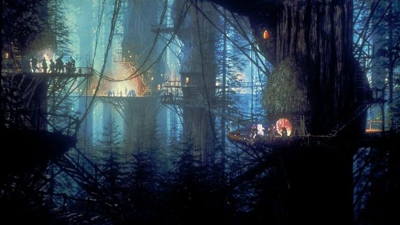 L'Aventure des Ewoks : La Caravane du courage (1985)