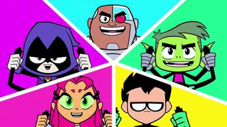 Watch Teen Titans Go Season 1 Episode 26 Online Free - Putlocker-9418