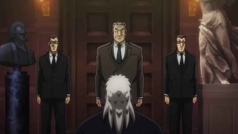 CHUUKAN KANRIROKU TONEGAWA Season  1   Episode 15